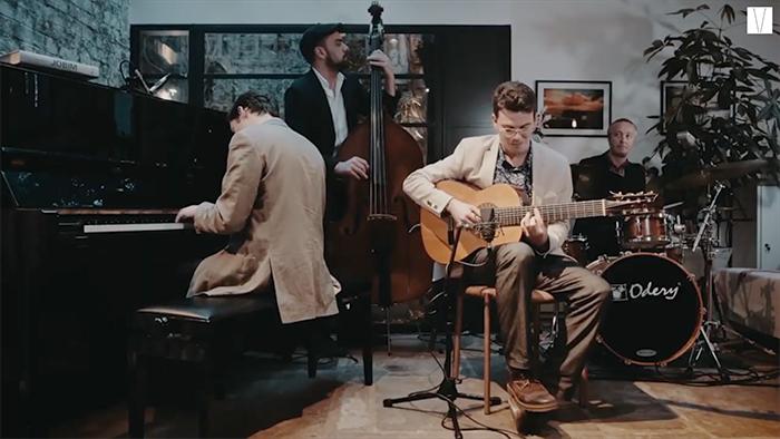 Luiz Morais Quartet